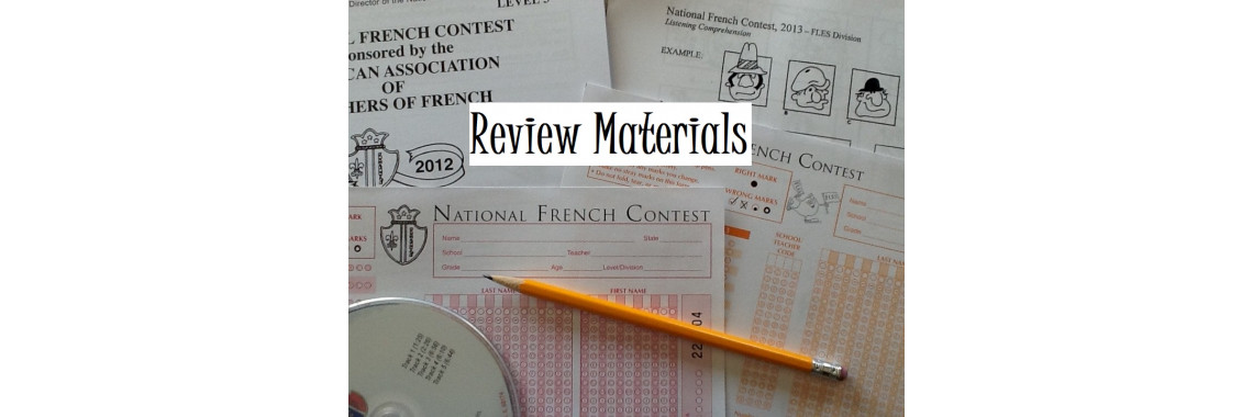 Review Tests & CDs