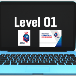 Level 01 Concours & Certs