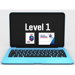 Level 1 Concours & Certs