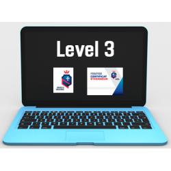 Level 3 Concours & Certs