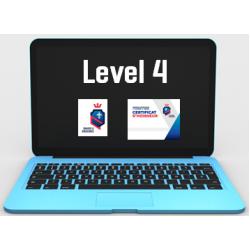 Level 4 Concours & Certs