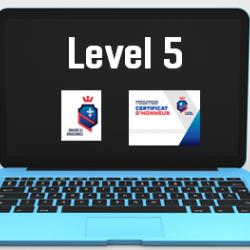 Level 5 Concours & Certs